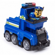 Psi Patrol - pojazd+figurka - Chase 01534 (Police Cruiser) Ultimate Rescue