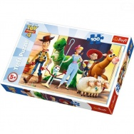 Puzzle 100 - Toy Story 4 (16356)