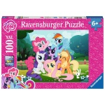 Puzzle 100 XXL - My Little Pony 109357
