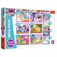 Puzzle 10w1 - My Little Pony - 90353