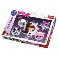 Puzzle 160 - Littlest Pet Shop 15236