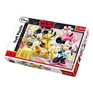Puzzle 160 - Myszka Mickey & Friends - 15237