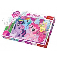 Puzzle 24 MAXI - My Little Pony 14182
