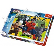 Puzzle 260 - Spider-Man vs. Sinister 6 - 13218