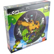 Puzzle 300 - Ben10 39032 Okrągłe