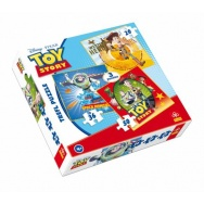 Puzzle 3w1 - Toy Story 34052