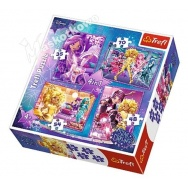 Puzzle 4w1 - Star Darlings - 34275