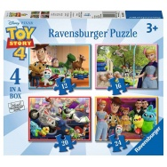 Puzzle 4w1 - Toy Story 4 - 068333