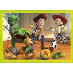 Puzzle 4w1 - Toy Story 4 - 34312