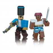 Roblox: Figurki 2pak - Cannoneers: Battle for Jolly Island