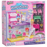 Shopkins - Happy Places - zestaw Party Studio 56389