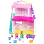 Shopkins - Happy Places - zestaw Games Room i Pralnia 56441