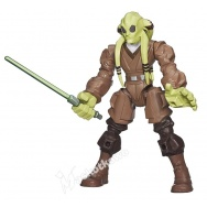 Star Wars Hero Mashers - figurka Kit Fisto