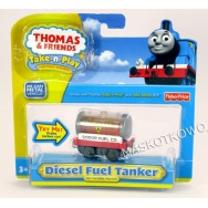 Take-n-Play: Wagon Cysterna (Diesel Fuel Tanker)