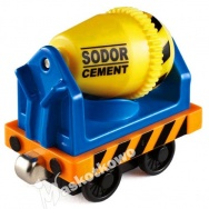 Take-n-Play: Wagon z cementem (Sodor Cement Mixer)