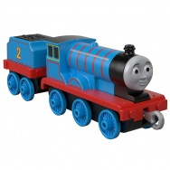 Thomas & Friends: TrackMaster Push Along: Kolejka Edek (Edward) GDJ57