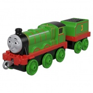 Thomas & Friends: TrackMaster Push Along: Kolejka Henio (Henry) GDJ55