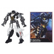 Transformers Generations - seria Legends - figurka Groove