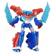Transformers - Robots in Disguise - seria Warriors - figurka Optimus Prime (Power Surge)