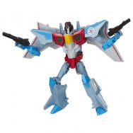 Transformers - Robots in Disguise - seria Warriors - figurka Starscream