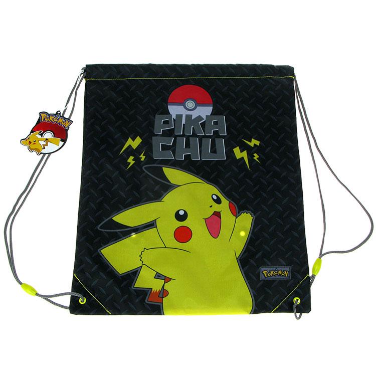Worek sportowy, na plecy, dla dzieci Pokemon 261839