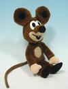 Myszka przyjaciółka Krecika