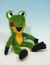 Żabka przyjaciółka Krecika